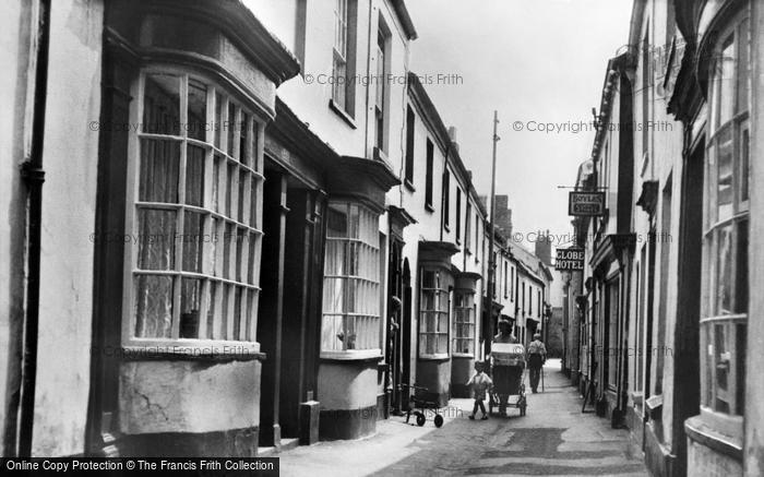 Photo of Appledore, Market Street c.1955