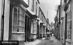Appledore, Market Street c.1955