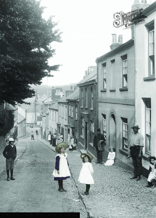 Photo of Appledore, Meeting Street 1906, ref. 55968p
