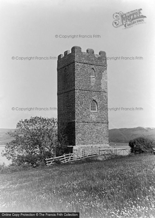 Photo of Appledore, Old Watch Tower c.1890