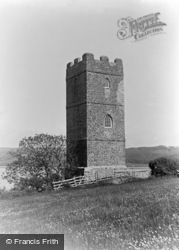 Old Watch Tower c.1890, Appledore