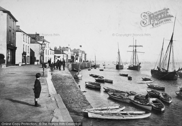 Photo of Appledore, Quay 1907