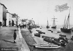 Quay 1907, Appledore