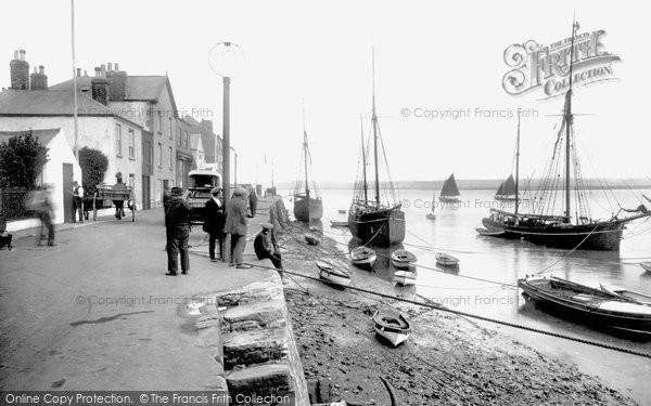 Photo of Appledore, Quay 1923