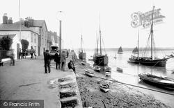 Quay 1923, Appledore
