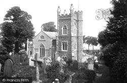 St Mary's Church 1912, Appledore