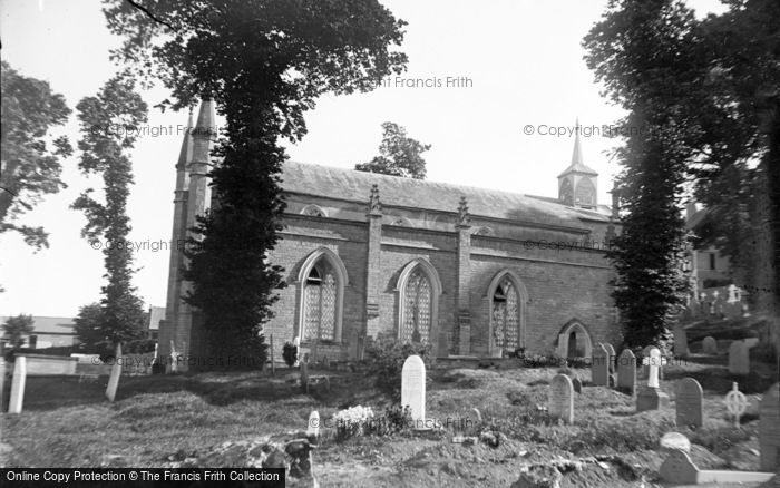 Photo of Appledore, The Church c.1890