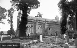Appledore, The Church c.1890