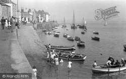 Appledore, The Harbour 1933