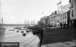 Appledore, The Quay c.1890