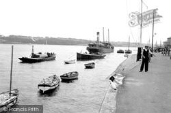 The Quay c.1940, Appledore