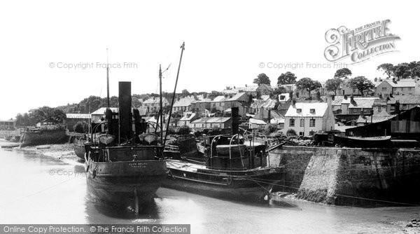 Appledore, The Quay c.1955