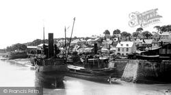 The Quay c.1955, Appledore