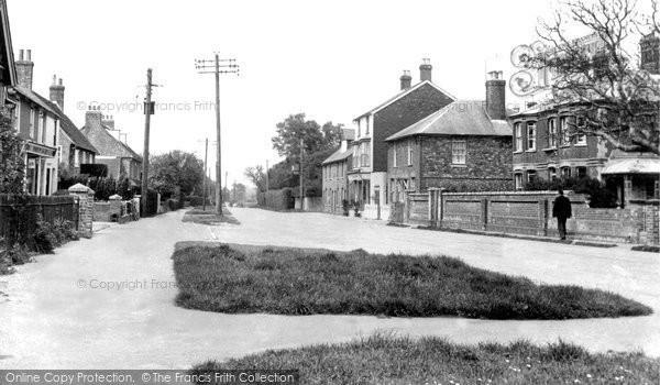 Appledore, The Street 1955