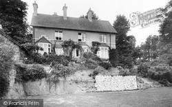 Appledore, Vicarage 1907