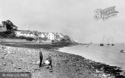 West 1907, Appledore
