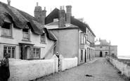 Appledore, West Quay 1924