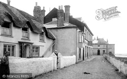 Appledore, West Quay 1924