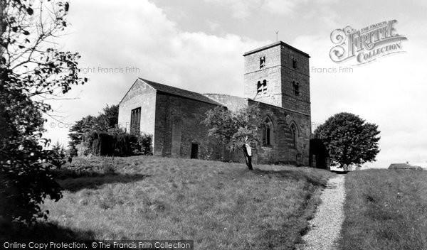 Photo of Appleton Le Street, All Saints Church c.1960