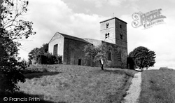 Appleton-Le-Street, All Saints Church c.1960