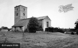 The Church c.1960, Appleton-Le-Street