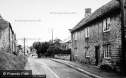 The Village c.1960, Appleton-Le-Street