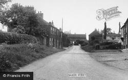 Baker Street c.1955, Appleton Wiske