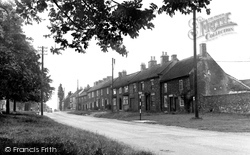 Appleton Wiske, The Village, West Side c.1955