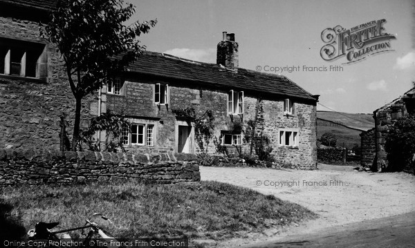 Photo of Appletreewick, Laburnham Farm c.1955