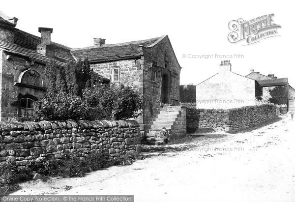 Photo of Appletreewick, Monks' Hall 1906