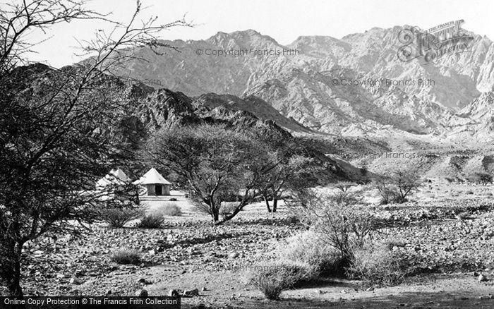 Photo of Aqabah, Encampment Under Shittim Trees, Wady El Ithm c.1867