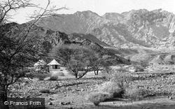 Aqabah, Encampment Under Shittim Trees, Wady El Ithm c.1867