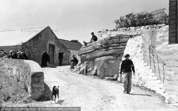 Photo of Aran Islands, On Inishmore c.1950
