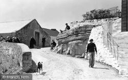 Aran Islands, On Inishmore c.1950