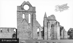 Arbroath, The Abbey c.1939