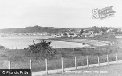 Ardersier, From The West c.1935