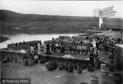 Ardglass, Fish Curing c.1900