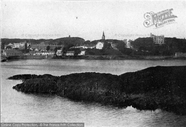 Photo of Ardglass, The Harbour c.1900