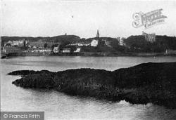 Ardglass, The Harbour c.1900