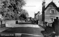 Ardingly, High Street c.1950