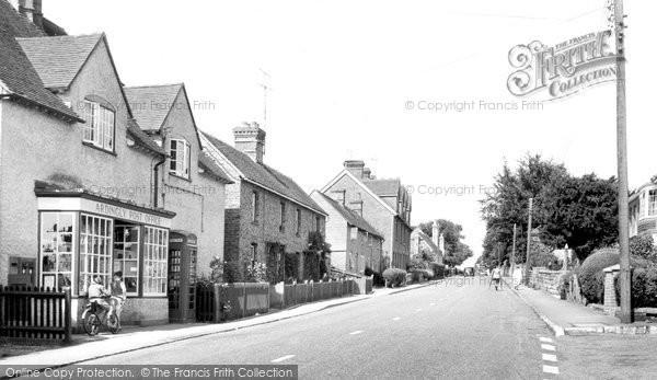 Ardingly, High Street c.1960