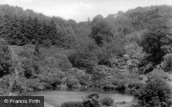 Many Waters, Stonehurst c.1950, Ardingly