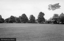 Ardingly, Recreation Ground c.1950