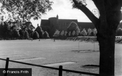 The College c.1950, Ardingly