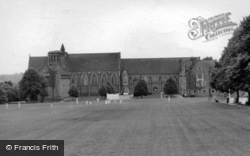 The College c.1955, Ardingly