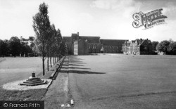 Ardingly, The College c.1955