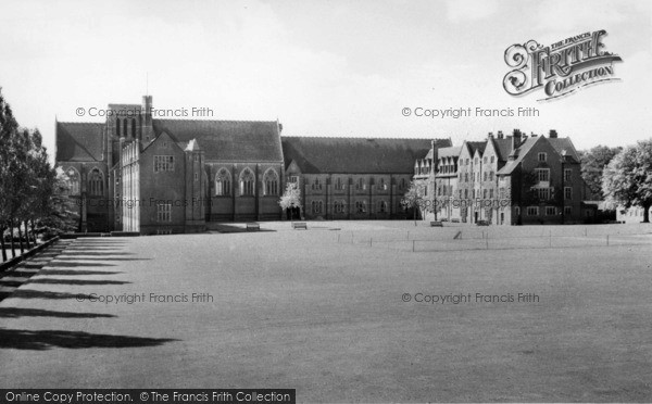 Photo of Ardingly, The College c.1960