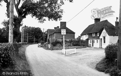 Ardingly, The Gardeners Arms c.1955