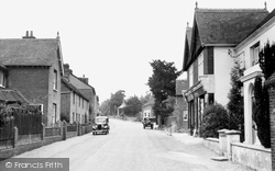 Ardingly, The Village c.1950