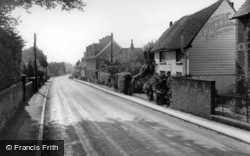 The Village c.1960, Ardingly